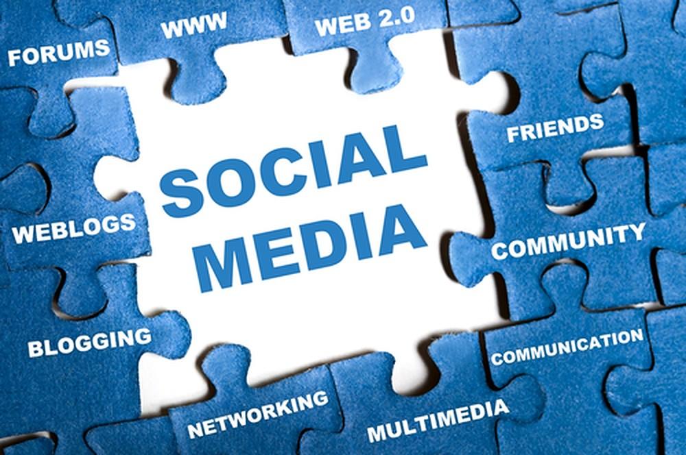 social media zelf doen